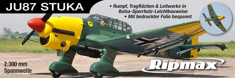 Black Horse Ju-87B2 Stuka 50cc ARTF