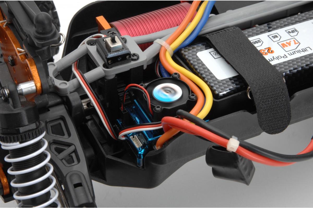 DHK Crosse Brushless 4WD Monster Truck RTR 1:10 2,4GHz