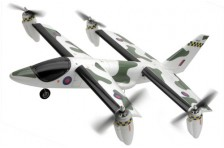 Ripmax Transition VTOL RTF Euro
