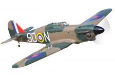 Black Horse Hawker Hurricane II .46
