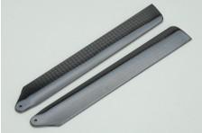 Ripmax CFK Hauptrotorblätter 140mm