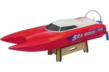 Offshore Sea Rider RTR - Rot/2.4GHZ