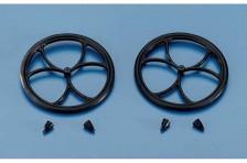 38mm Micro Lite Räder  (Paar)