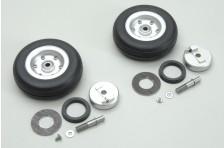 JSM Haupträder (76mm)/Bremsen (Paar)