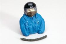 Jet Pilot (1:6 Blau)