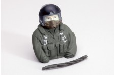 Jet Pilot (1:6 Grün)