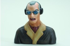 Slimline 'Gramps' Pilotenfigur