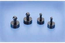 Schlauchstopfen, benzinfest, 2x D1,5mm; 2x D2,3mm