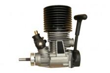 DHK .21 Motor m.Anreißstarter (SG Welle)