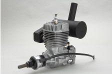 O.S. GT22 Petrol w/E-5040 Silencer