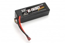 Hi-Energy 3S 4000mAh 30C Car Li-Po