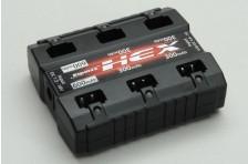 HEX 6 x 1S Li-Po 12V Lader