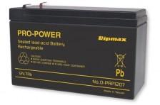 12v 7Ah Pro-Power Bleibatterie