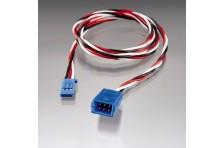 S.BUS-HUB-2 Kabel, 0,5 qmm, 50 cm