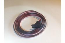 S.BUS-Flächenk. m.Stecker 1qmm 2,0m
