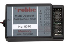 Multi-Switch-Prop 12+2 Decoder