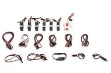 Quartz Servo/Kabel Set f. Mini Xcalibur
