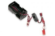 Batteriebox mit Schalter