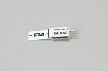 Kan. 55 (34.950MHz)FM Empf Quarz