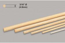 Balsa Stab - 4,8x914mm