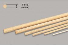 Balsa Stab - 6,4x914mm