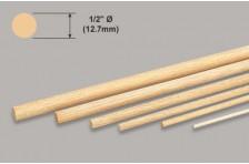 Balsa Stab - 12,7x914mm
