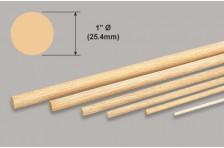 Balsa Stab - 25,4x914mm