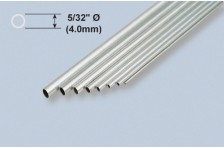 Aluminiumrohr 4,0x3,3x914mm