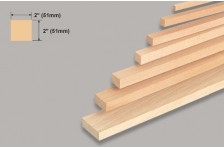Balsa Block 51,0x51,0x914mm