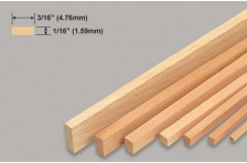 Balsa Leiste 1,59x4,76x914mm