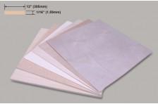 Sperrholz  1,59x305x305mm
