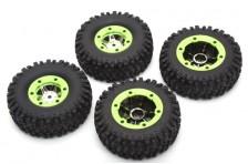 Ripmax Across Crawler - Reifen auf Felge (4) VA HA