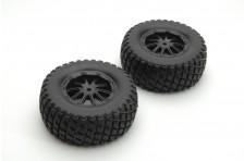 Hunter Räder und Reifen (2 Stk.)