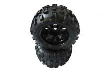 Reifen und Felgen Komplett  (2Stk)