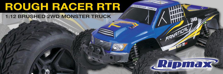 Ripmax Rough Racer 1:12 Monster Truck RTR 2,4GHz