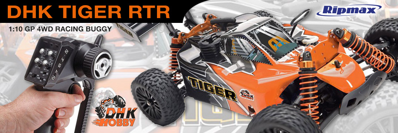 DHK Tiger 4WD GP 1:10 RTR