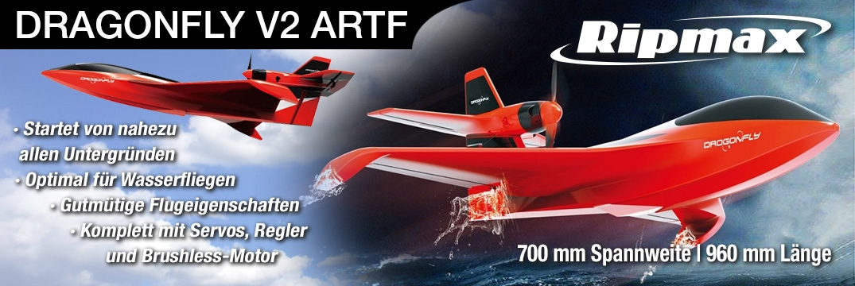 Dragonfly V2 ARTF