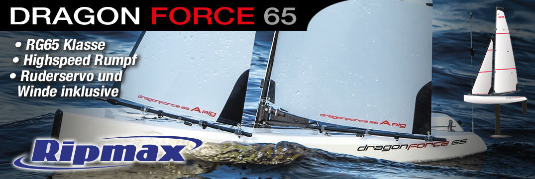 Dragon Force 65 V6 Yacht RTR 2,4Ghz