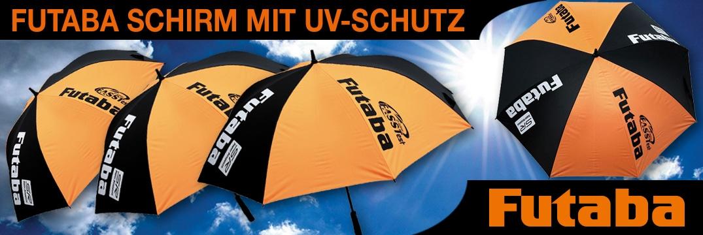 FUTABA Schirm mit UV-Schutz