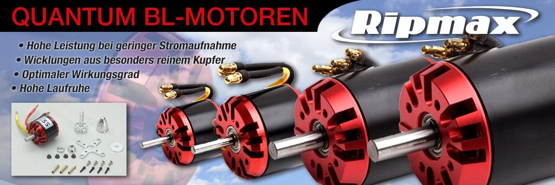 Ripmax Quantum II 25 Speed BL Motor