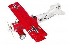 SFM Fokker DVII EP ARTF rot