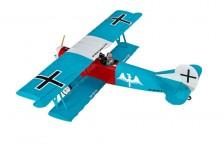 SFM Fokker DVII EP ARTF blaugrün