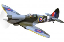 Black Horse Supermarine Spitfire MkIX .61