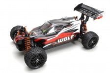 DHK Wolf Brushed EP 4WD RTR
