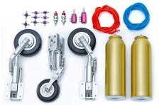 Boomerang Nano Trike Einziehfahrwerk Set