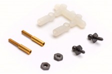Micro Kugelköpfe f. 1,2mm Gestänge (2 Stk)