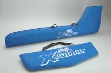 JSM Xcalibur Leitwerk + Heck-Tasche