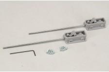 """Micro  mechan. Haupteinziehfahrwerk (3/32""""/Pr)"""