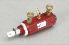 Einstellb. Druckventil(2Weg/3Anschl/Rot