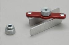 Scharnier-Bohrlehre 3,2/4,8mm
